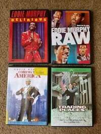 Comedy DVDs Washington, 20010