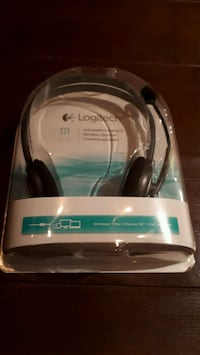 New Logitech H111 Headset pick up in Hamilton