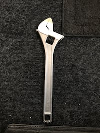 "Steel wrench 15"" - 375mm"