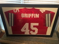 Ohio State Archie Griffin Signed Jersey Columbus, 43213