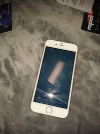 silver iPhone 6 with black case Harrisburg, 17110