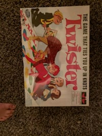 Twister Game Brand New In Box and Packaging Laurel