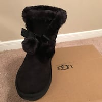 pair of black UGG boots Houston, 77020