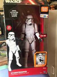 Stormtrooper Star Wars limited edition interactive droid Indianapolis, 46239