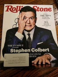 Rolling Stone, Issue #1319, Sept. 2018