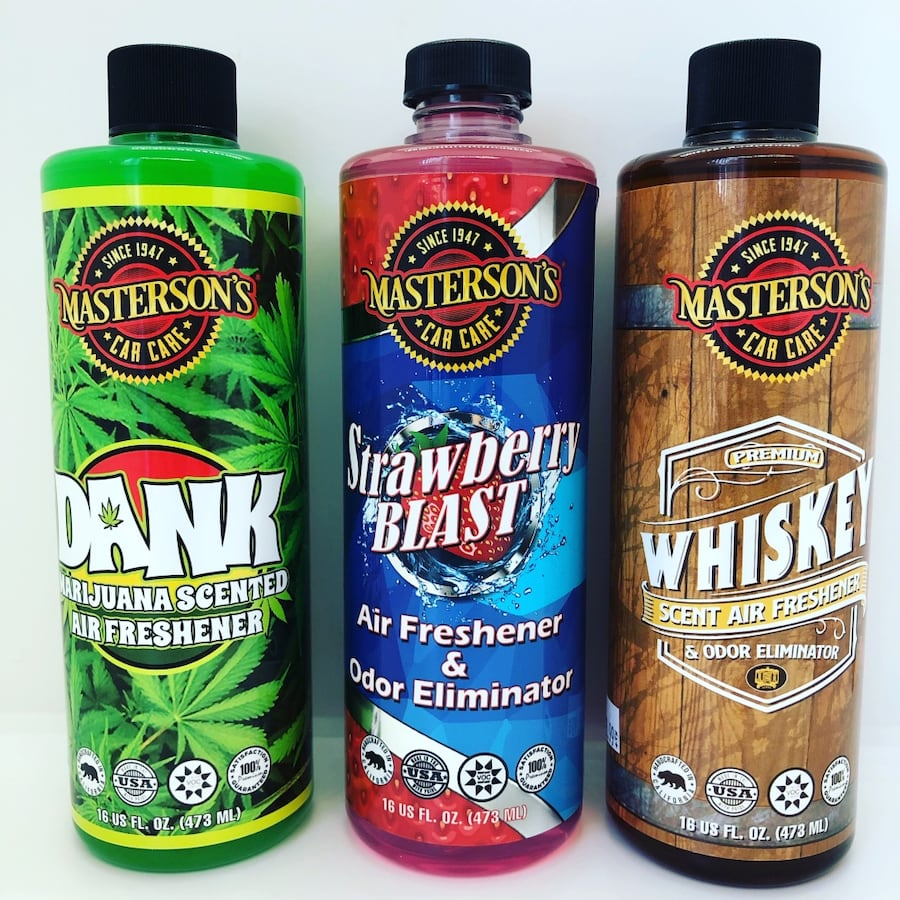 Car detailing supplies on sale