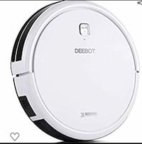 Ecovacs Deebot Multi Durface Robatic Vaccum Cleaner