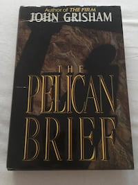 JOHN GRISHAM The pelican brief (hardback en inglés) Madrid, 28020
