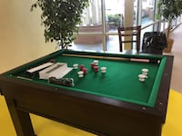 beautiful and brand new gaming table  2315 mi