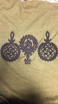 3 wrought iron decor 3 for $10 Essex, 21221