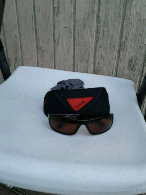 9d8ab06ae1 Used Bolle sunglasses with case for sale in Houston - letgo