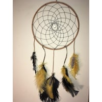 Brown, yellow and black dream catcher Canyon Lake, 92587