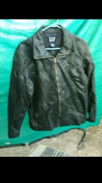 Medium Leather Jacket By, GAP Las Vegas, 89122