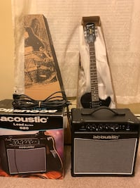 Epiphone Les Paul Special II /w Amp and cable Kearny, 07032