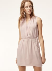 Wilfred Sabine Dress in Cream Vancouver