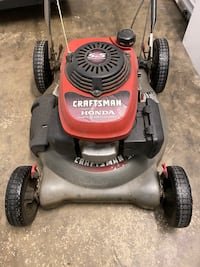 CRAFTSMAN-HONDA MOWER