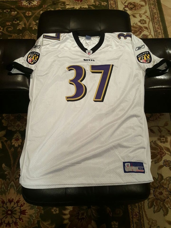 new product 53072 8c7ef Deion Sanders Ravens authentic jersey