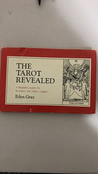 The Tarot Revealed tarot cards box