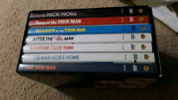 """New """"Thin Man"""" DVD Collection"""