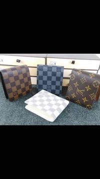 Beautiful and new Wallets for men, for more information you can send me a text message and thank you. Pinecrest, 33156