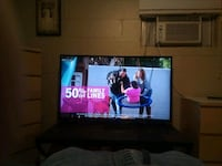 50 inch lg smart TV 4k 2160p only 4 months old  Metairie, 70006