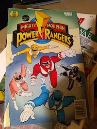Power rangers #1 North Las Vegas, 89031