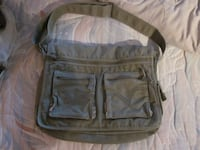 Brand New Levis Cotton Canvas Unisex Messenger Bag Winnipeg