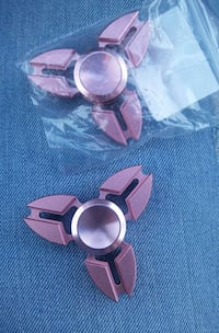 Available today! Pink metal tri SPiNNERS 3+ minute New Mexico