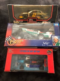 Die Cast cars. Unopened!