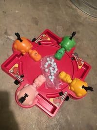 Vintage 1972 Hungry Hungry Hippos board game Annandale, 22003