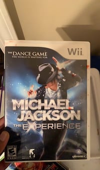 Micheal Jackson game for wii Chicago, 60628