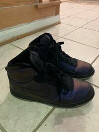 Nike Dunk High Le HOH Eggplant Mens Size 10 US Fairfax, 22033