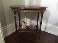 2 antique tables with cane bottom asking 270.00  Toronto, M6L 1R7