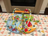 Play mat and Activity gym with moving car Chino Hills, 91709