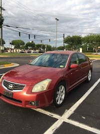 2007 Nissan Maxima 3.5 SE AT Fairfax