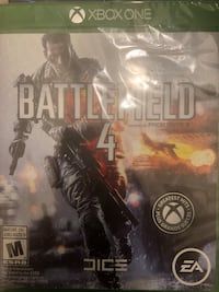 Xbox 360 Battlefield 4 game case Pickering, L1X