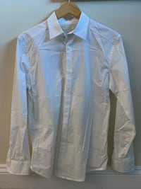 Diesel white dress shirt. Small Bethesda, 20817