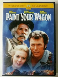 Paint your Wagon dvd Baltimore
