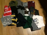 Men's size small assorted color shirts Lincoln, E3B 0S1