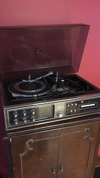 Panasonic Record Player Vintage Springfield, 65807