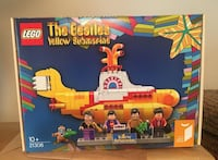 The beatles yellow submarine Madrid, 28011