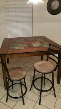 3 Brand New Chair & Used High Table w/2 chairs!  Garland, 75040