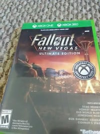Fallout 4 Xbox One game case Connellsville, 15425