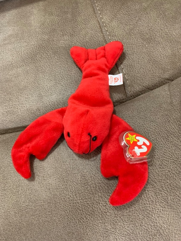 Used Pinchers Ty beanie baby for sale in Jersey City - letgo e2d4a8143a49
