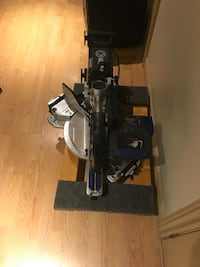 """Brand New 10""""Kobalt Mitre Saw with Laser Guide Mississauga, L5E 2A6"""