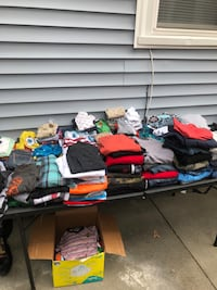 Yard sale at 103 rutherglen ave til 5 Providence, 02907