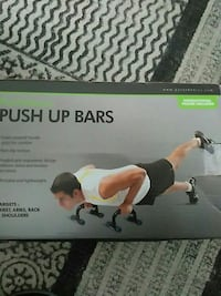 Push up bars ( brand new) Laval, H7R 5X3