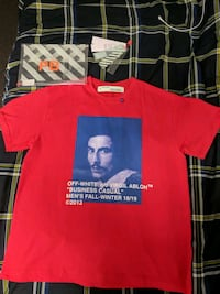 Off-White Bernini Tee Hamilton