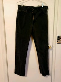 Mens 32x30 Black Jeans Columbus, 43227