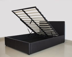 Double Size Storage Bed